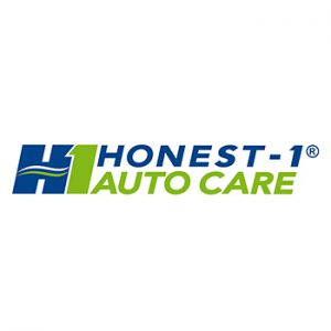 Honest 1 Auto Care logo | Morton Construction Company